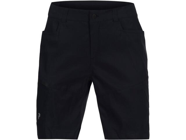 Peak Performance Iconiq Shorts largos hasta la rodilla Mujer, black